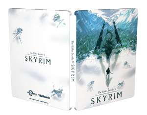 The Elder Scrolls V: Skyrim - Steelbook Edition [PlayStation 4 & XBOX One] £17.18 delivered - Prime members @ Amazon Gerrmany