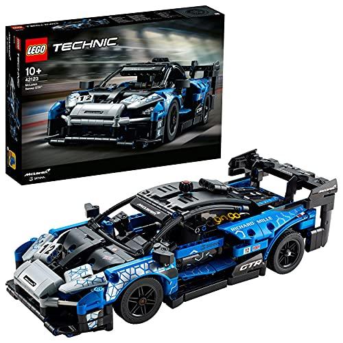LEGO Technic 42123 McLaren Senna GTR Racing Sports Car Collectible Model £28.99 Amazon Prime Exclusive