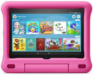 Fire HD 8 Kids Tablet - Pink, Blue or Purple £69.99 @ Amazon Prime Exclusive