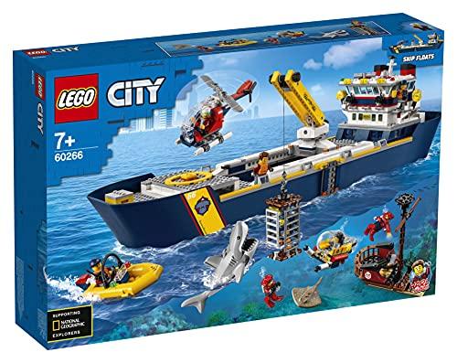 City Oceans Exploration Ship 60266 (1156369) £70.99 At Amazon Prime exclusive