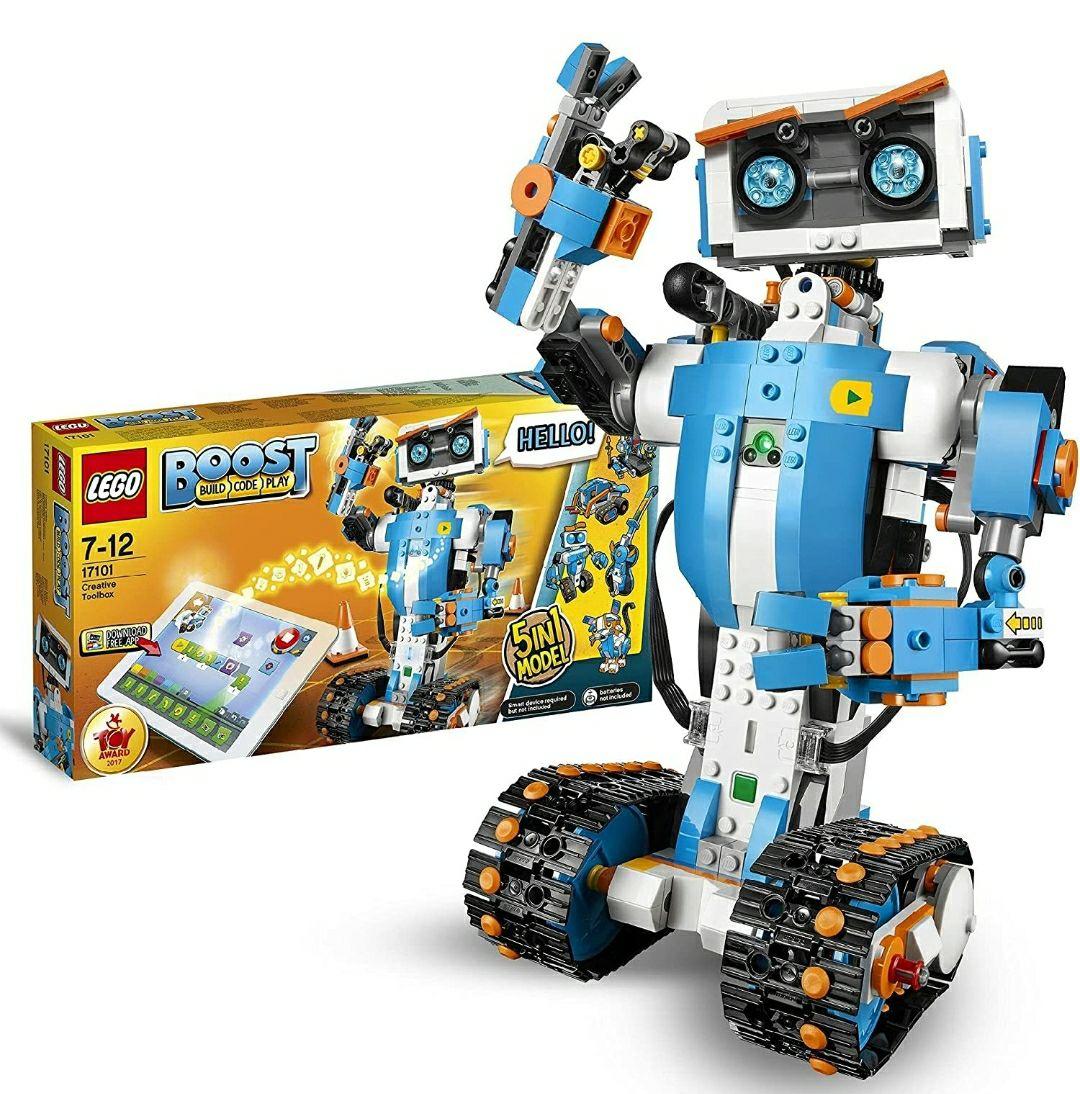 LEGOBoost17101 CreativeToolboxRoboticsKit,5in1£89.99 @ Amazon Prime exclusive