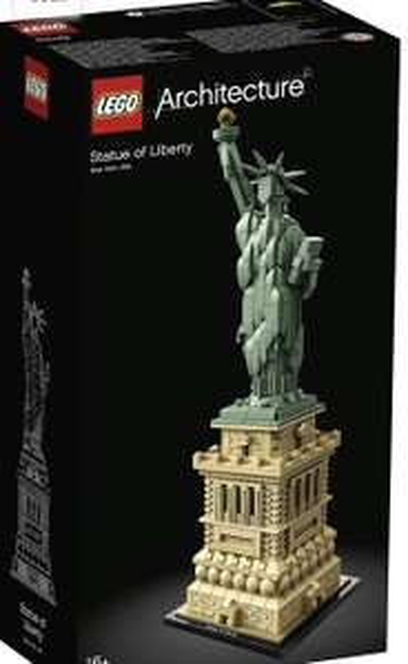 Lego Architecture Statue of Liberty £51 @ Amazon Prime Exclusive