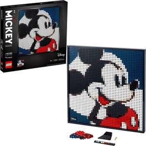 LEGO 31202 Art Disney's Mickey Mouse Poster £65.99 delivered Amazon Prime Exclusive