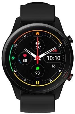 Xiaomi Mi Watch Black – Smart Sport Watch, 1.39 Inch Anti-Scratch AMOLED, GPS, SPO2 - £69.99 (Prime Exclusive) @ Amazon