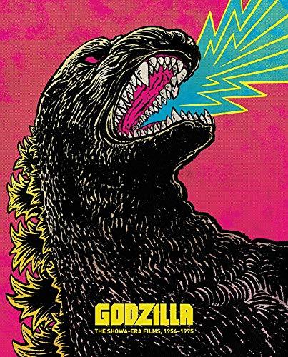 GODZILLA BOX - THE SHOWA FILMS 1954-1975 (CRITERION COLLECTION) [Blu-ray] [2019] £105 (Prime Exclusive) @ Amazon