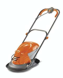 Flymo Hover Vac 250 Electric Hover Collect Lawn Mower - 1400W, 25cm Cutting Width, 15L Grass Box £55.99 @ Amazon prime exclusive