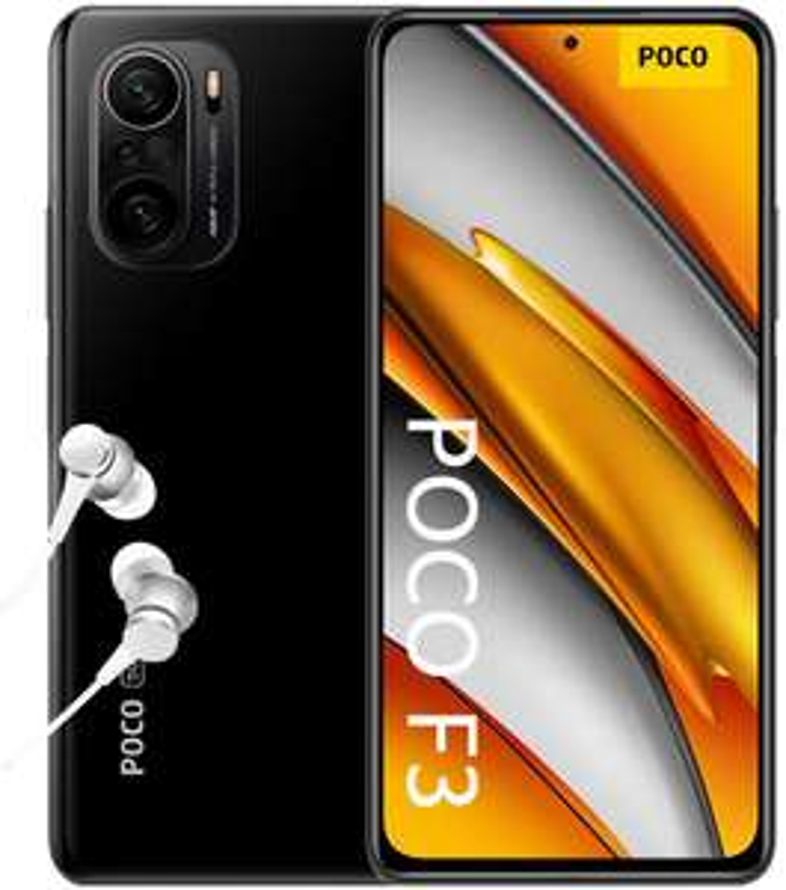 """POCO F3 5G - Smartphone 6+128GB, 6,67"""" 120Hz AMOLED (Amazon Prime Exclusive) £269 @ Amazon"""