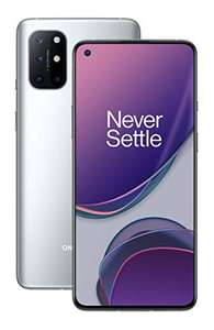 OnePlus 8T Lunar Silver 8GB RAM 128GB SIM-free Smartphone - £363.69 delivered @ Amazon (Prime Exclusive)