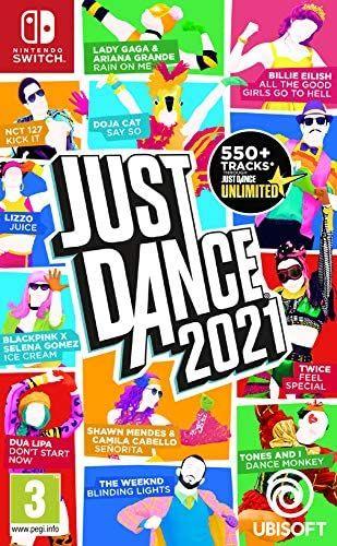 Just Dance 2021 (Nintendo Switch) (Prime Exclusive) £23.99 @ Amazon