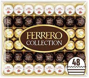 Ferrero Collection Chocolate32 pack £6.99/48 pack £9.99 @ Amazon prime exclusive