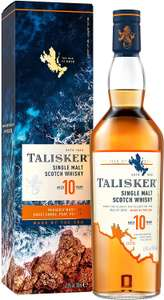 Talisker 10 Year Old Single Malt Scotch Whisky, 70 cl 45.8% ABV £26.99 delivered (Prime exclusive) @ Amazon