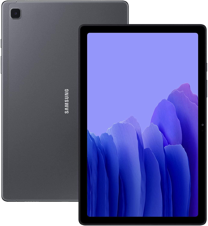 Samsung Galaxy Tab A7 32 GB Wi-Fi Android Tablet - Dark Grey (UK Version) £168 (Prime Exclusive) @ Amazon