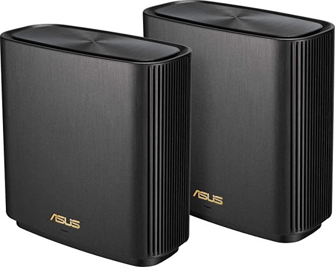ASUS ZenWiFi AX Whole-Home Tri-Band Mesh WiFi 6 System (XT8) £307.99 @ Amazon prime exclusive