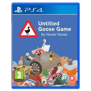 Untitled Goose Game PS4 £10 @ Smyths toys Free click and collect - Selected stores