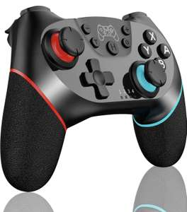 FORPERTH Wireless Controller for Nintendo Switch £13.35 (Prime Exclusive) @ Amazon