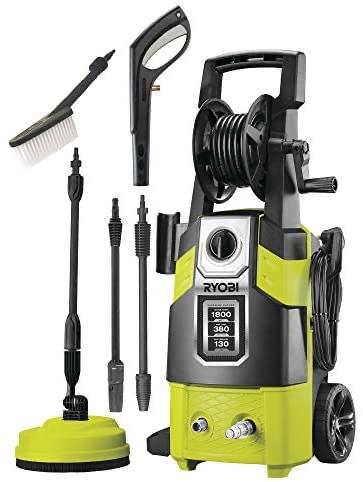 Ryobi RPW130XRBB Pressure Washer, 1800 W, Prime Exclusive - £97.99 @ Amazon