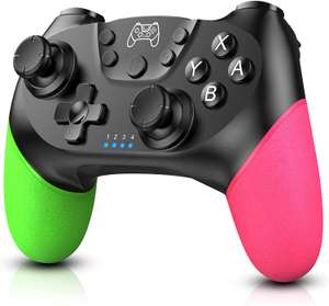 Zexrow Wireless Controller for N-Switch/Switch Lite £12.42 Prime Exclusive Sold by Sepery and Fulfilled by Amazon.