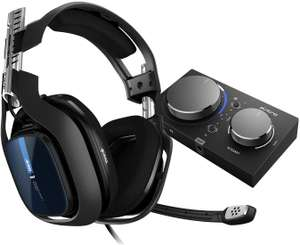 ASTRO Gaming A40 TR Wired Gaming Headset + MixAmp Pro TR £169.99 Prime Exclusive at Amazon
