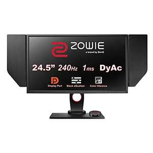 BenQ ZOWIE XL2546 24.5 Inch 240 Hz Gaming Monitor,1080P 1ms (used - very good) £240.20 (Prime Exclusive) @ Amazon Warehouse
