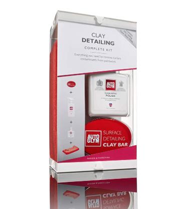 Autoglym VPCLAYKIT Clay Detailing Complete Kit £17.59 Amazon Prime Exclusive