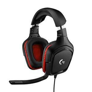 Logitech G332 Wired Gaming Headset, 50 mm Audio Drivers, 3.5 mm Audio Jack £24.99 Prime @ Amazon prime exclusive