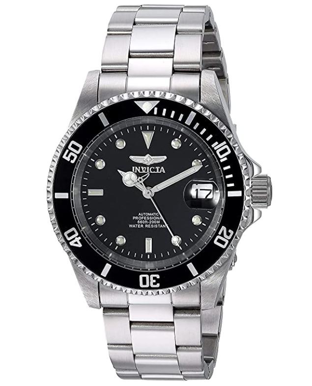 Invicta Men's Pro Diver 40mm automatic watch, 89260B - £55 Amazon prime exclusive @ Amazon