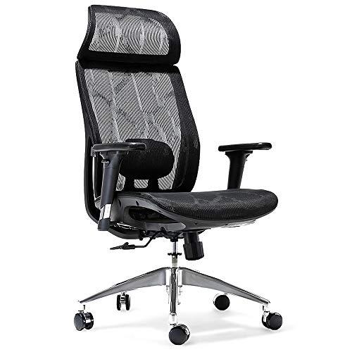 Amazon Brand - Umi Ergonomic office chair, 3D Armrests, Tilt Function £135.99 @ Amazon prime exclusive