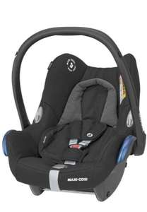 Maxi-Cosi CabrioFix Baby Car Seat, Group 0+, ISOFIX, Suitable from Birth Black £79.99 @ Amazon Prime Exclusive