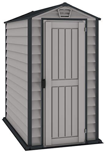 Duramax EverMore 4 x 6 Plastic Garden Storage Shed, £149.99 (Prime Exclusive) @ Amazon