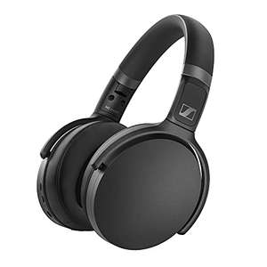 Sennheiser HD 450BT Wireless Headphones, with active noise cancellation Black £89 at Amazon Prime Exclusive