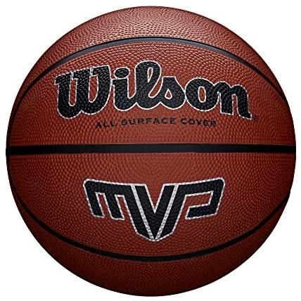 Wilson MVP Basketball - £5.99 Prime (+ £4.49 Non Prime) @ Amazon