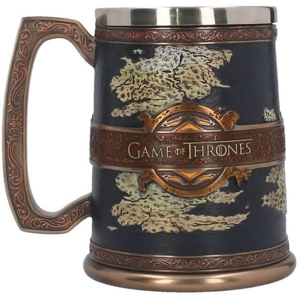 Game of Thrones Seven Kingdoms Tankard - £14.99 @ Zavvi