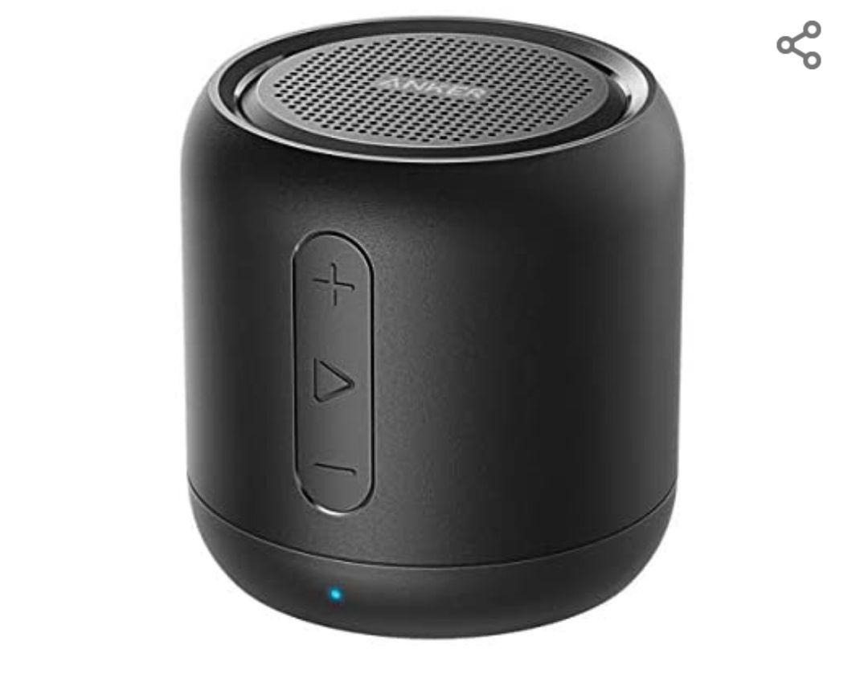 Anker Soundcore mini Portable Bluetooth Speaker £15.99 Amazon Prime Exclusive