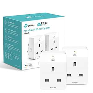 2 X TP-LINK Kasa Mini Smart Plug, Wi-Fi Outlet, Works with Amazon Alexa (Echo and Echo Dot £14.99 delivered @ Amazon Prime Exclusive