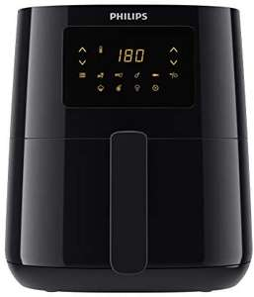 Philips Essential Air Fryer with Rapid Air Technology, 0.8Kg, 4.1L, 1400 Watt, Black - £89.99 @ Amazon Prime Exclusive