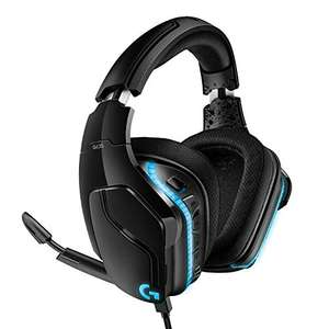 Logitech G635 Wired Gaming RGB Headset Black - £59.99 Amazon Prime Exclusive