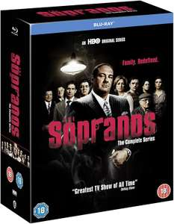 The Sopranos: The Complete Series [Blu-ray] [2007] [1999] [Region Free] £40.79 @ Amazon Prime Exclusive