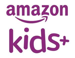 Amazon Kids+ (ex Fire for Kids Unlimited) £15 for 1 year Amazon Prime Exclusive