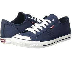 Levi's Men's Hernandez Trainers - Size 9, 10 and 11.5 in Blue - £20.96 Amazon Prime Exclusive