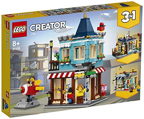 Lego Creator 31105 3 in 1 Toy Shop £25.99 Amazon Prime Exclusive