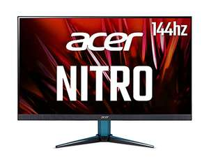 Acer Nitro VG271USbmiipx 27 Inch QHD IPS 400nits Freesync 165Hz Gaming Monitor £279.99 at Amazon Prime Exclusive