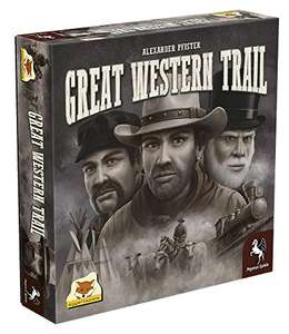 Great Western Trail board game £24.38 Amazon Prime Exclusive