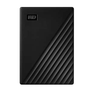 WD My Passport 5TB Portable Hard Drive with Password Protection and Auto Backup Software £89.99 Amazon Prime Exclusive