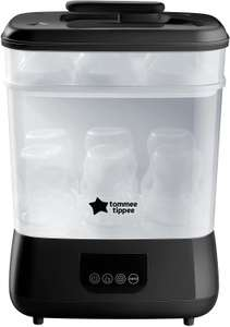Tommee Tippee Advanced Steri-Dry Electric Steriliser and Dryer for Baby Bottles £47.99 @ Amazon Prime Exclusive