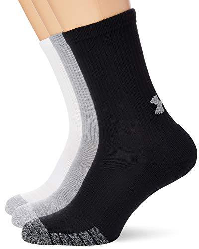 Under Armour Heatgear Tech Crew 3Pk Unisex Socks size M - £3.99 @ Amazon Prime Exclusive