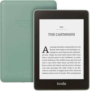 """Kindle Paperwhite Waterproof, 6"""" High-Resolution Display 8 GB with Ads - 4 Colours £79.99 Amazon Prime Exclusive"""