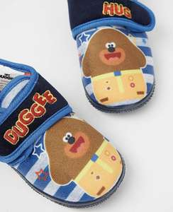 Hey Duggee Boys Slippers £3 Asda George - free Click & Collect