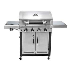 Char-Broil Advantage Series 445S 4 Burner Gas Barbecue Grill TRU-Infrared Technology Stainless Steel Finish £377.99 Amazon Prime Exclusive