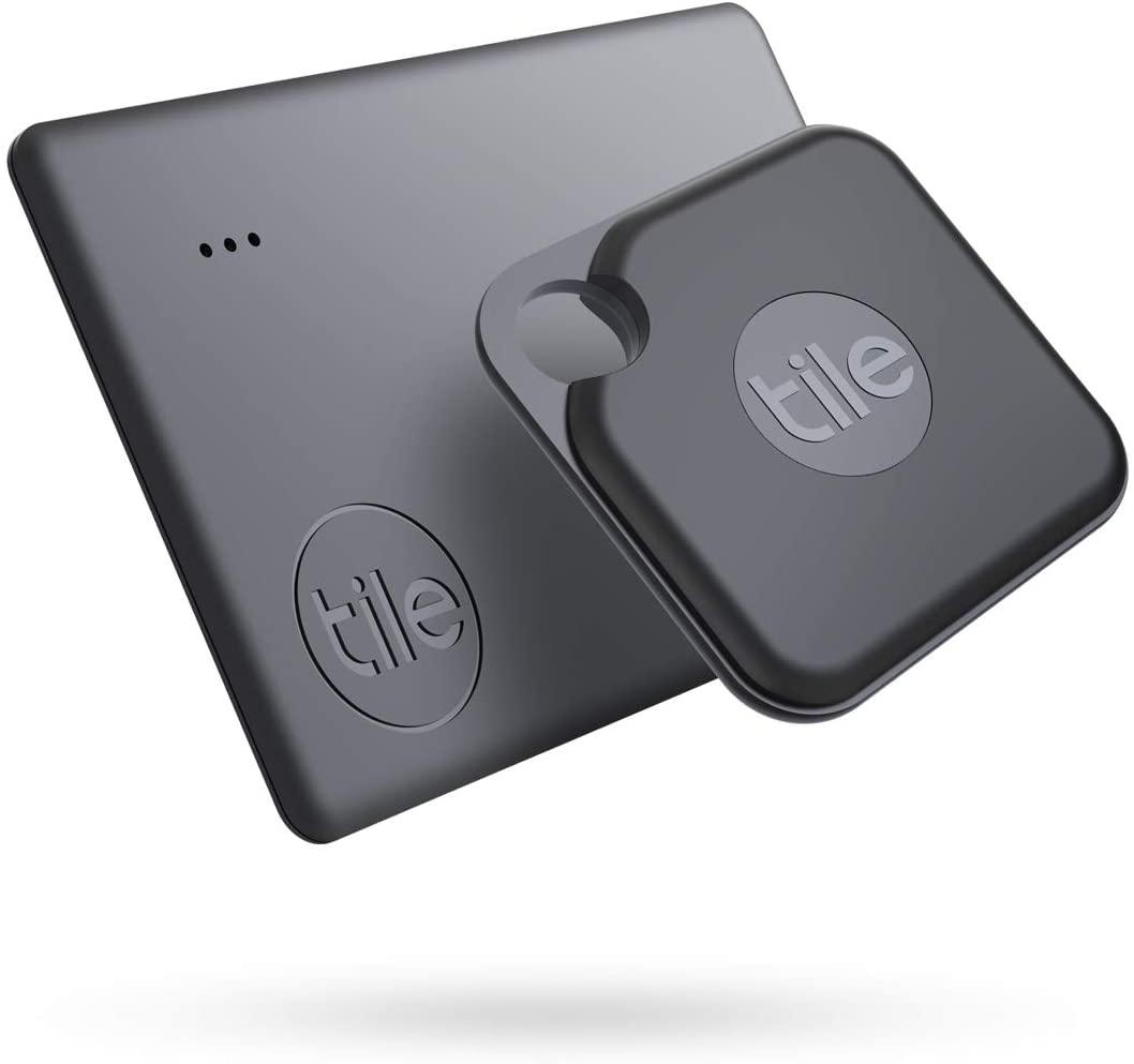 Tile Pro + Slim Combo (2020) Bluetooth Item Finder Set - 2 Pack (1Pro, 1Slim) £34.99 Amazon Prime Exclusive