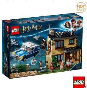 LEGO Harry Potter 75968 4 Privet Drive - £37.89 delivered (Membership Required) @ Costco